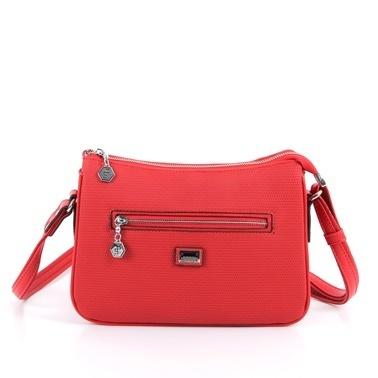 Silver Polo Çanta Kırmızı